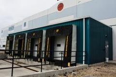 Guard Rail Addition